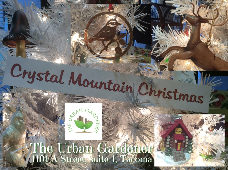 Crystal Mountain Christmas